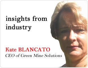 Sustainable Mining In West Africa- An interview with Kate Blancato