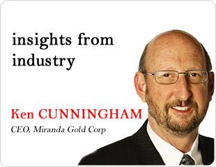 Gold In Nevada : An Interview With Ken Cunningham